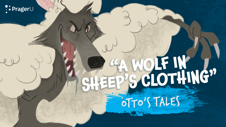 Storytime: Otto's Tales — A Wolf in Sheep's Clothing