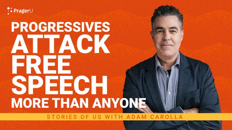 Progressives Attack Free Speech More Than Anyone