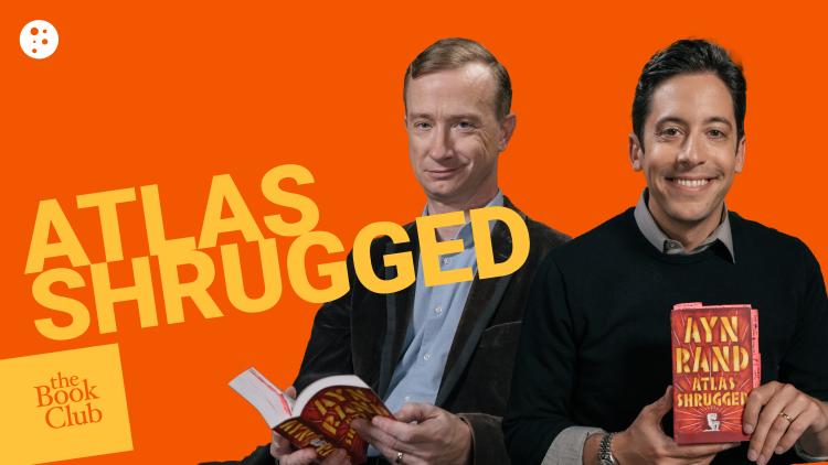 Eric Daniels: Atlas Shrugged by Ayn Rand