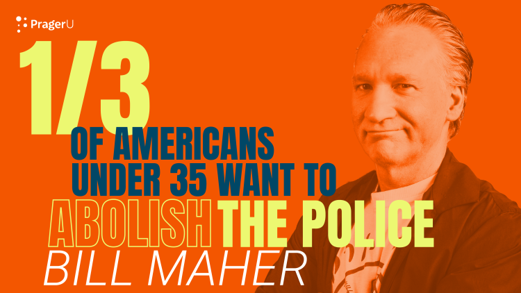 A Third of Americans under 35 Want to Abolish the Police