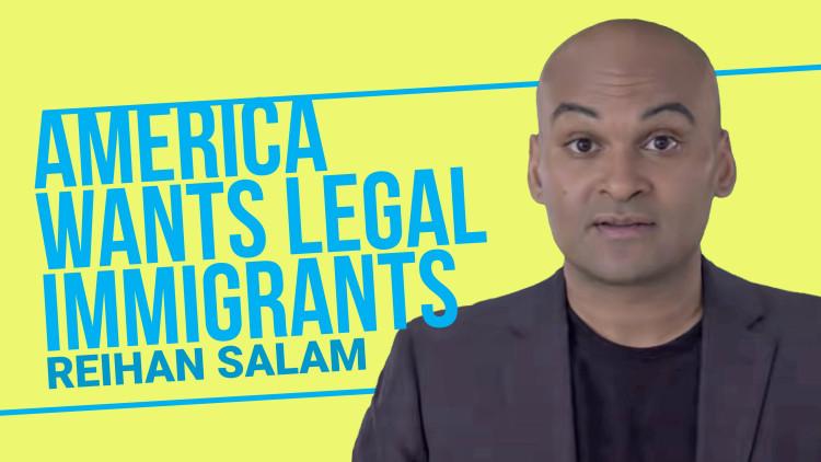 America Wants Legal Immigrants