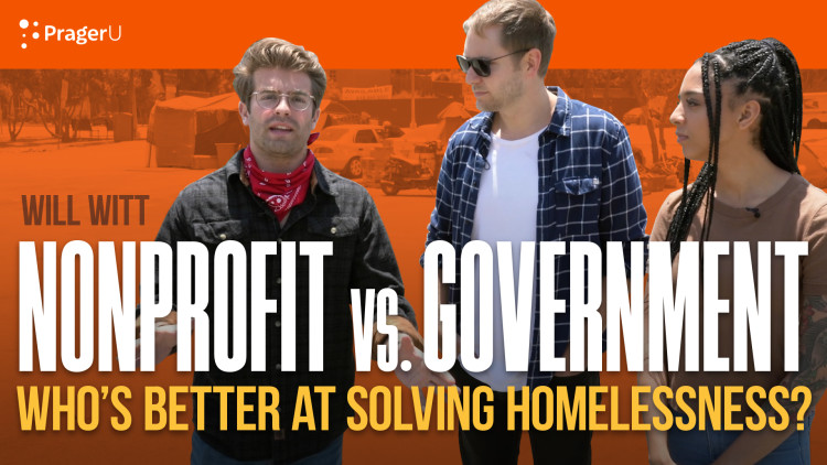 Nonprofit vs. Government: Who's Better at Solving Homelessness?