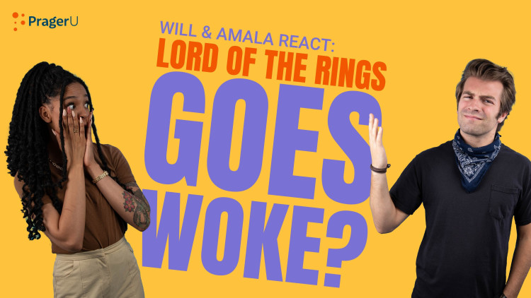 Lord of the Rings Goes Woke?
