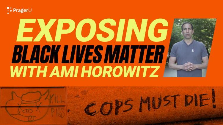 Exposing Black Lives Matter