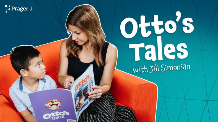 Storytime: Otto's Tales — Today Is September 11th with Jill Simonian