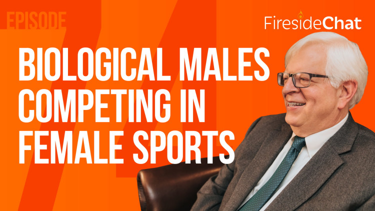 Ep. 74 - Biological Males Competing in Female Sports