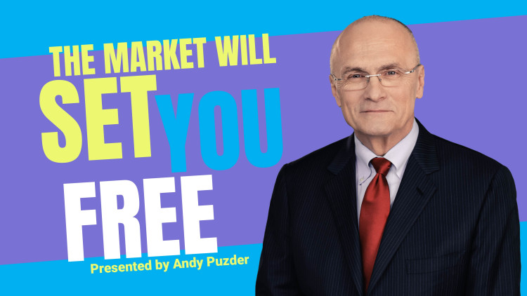 The Market Will Set You Free