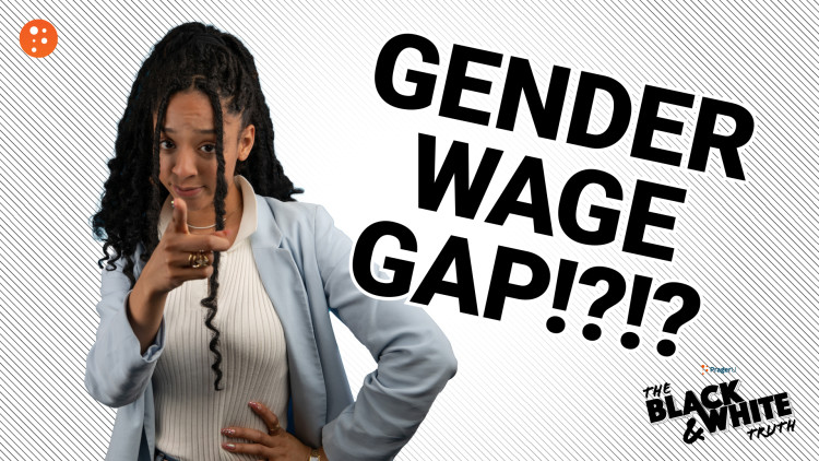 The Black and White Truth: The Gender Wage Gap