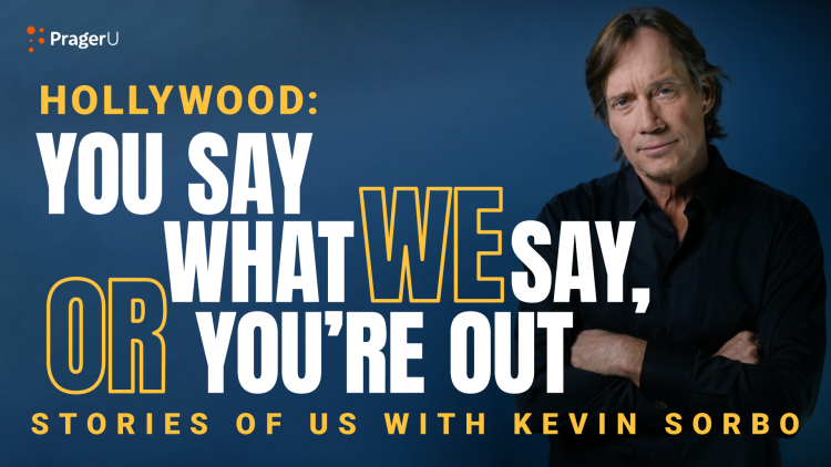 Hollywood: You Say What We Say or You're Out
