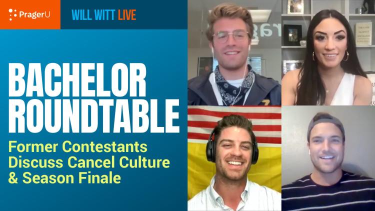 Bachelor Roundtable: Former Contestants Discuss Cancel Culture & Season Finale