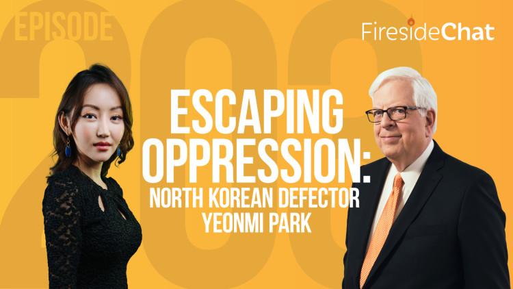 Ep. 203 — Escaping Oppression: North Korean Defector Yeonmi Park