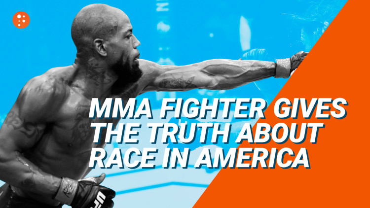MMA Fighter Gives the Truth about Race in America