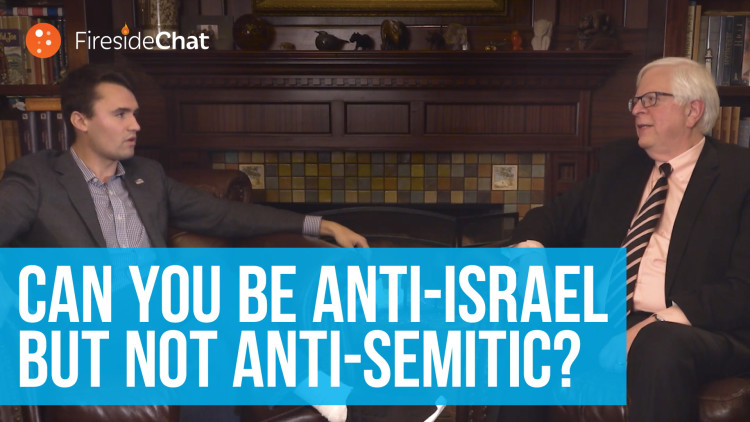 Can You Be Anti-Israel but Not Anti-Semitic?