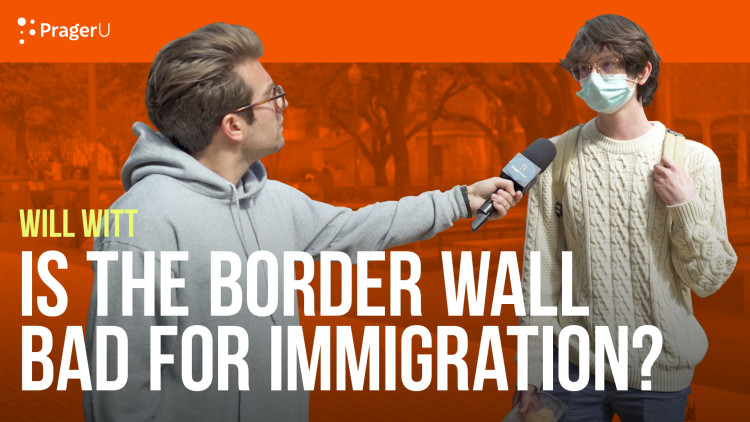 Is the Border Wall Bad for Immigration?