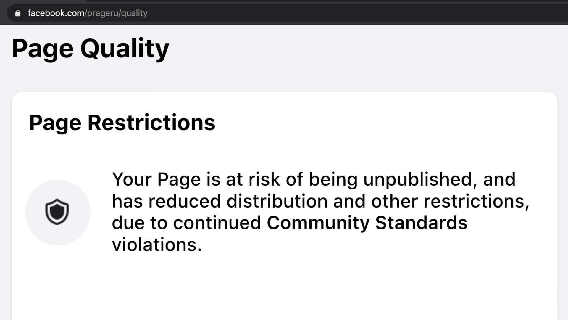 FB censorship Screen Shot 2020-12-16 at 1.12.04 PM