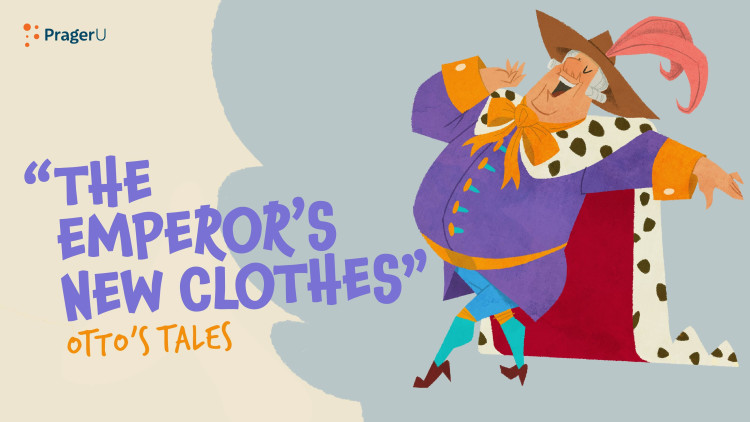 Storytime: Otto's Tales — The Emperor's New Clothes