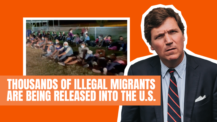 Thousands of Illegal Migrants Are Being Released into the U.S.