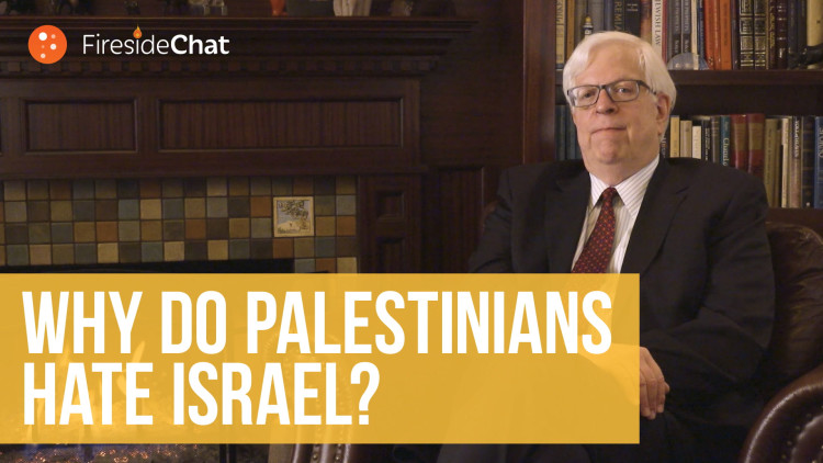 Why Do Palestinians Hate Israel?