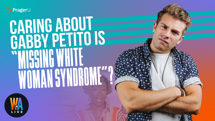 """Caring About Gabby Petito is """"Missing White Women's Syndrome""""?"""