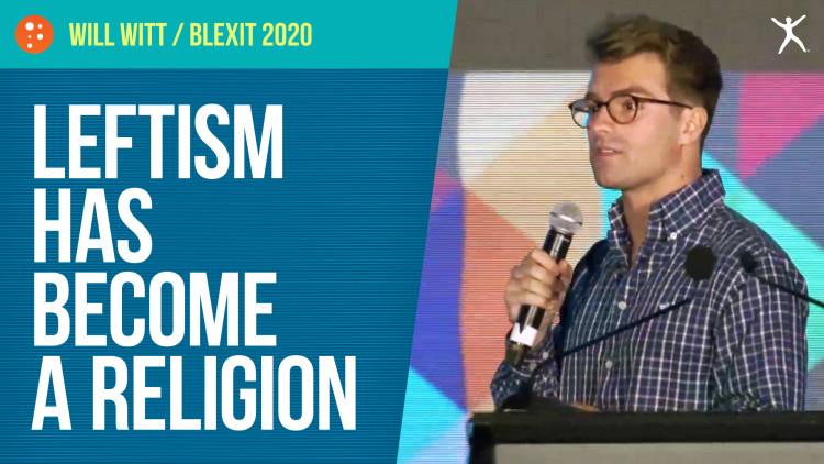 Leftism Has Become a Religion