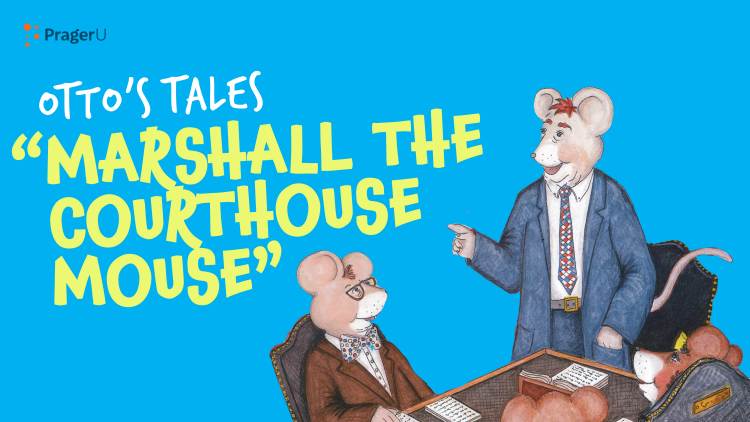 Storytime: Otto's Tales — Marshall the Courthouse Mouse