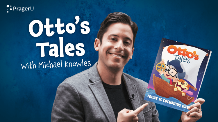 Storytime: Otto's Tales — Today is Columbus Day with Michael Knowles