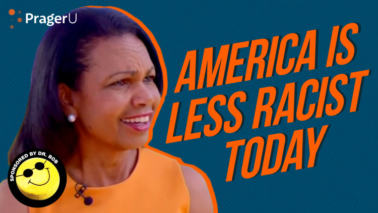 America Is Less Racist Today Than Ever Before
