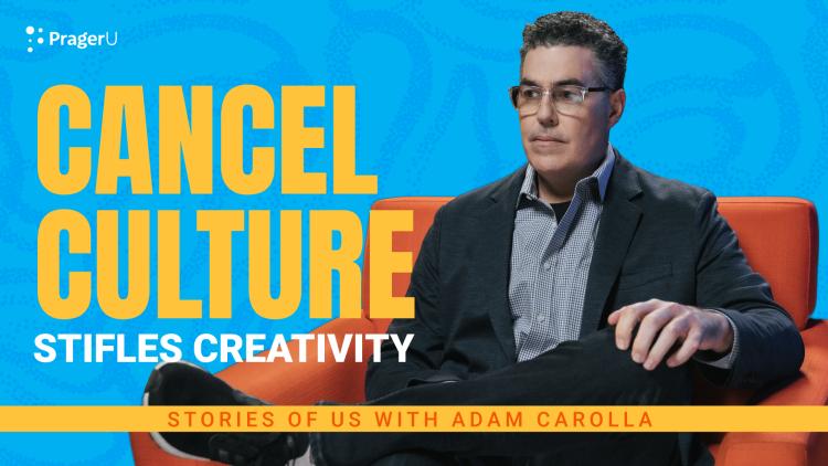 Cancel Culture Stifles Creativity