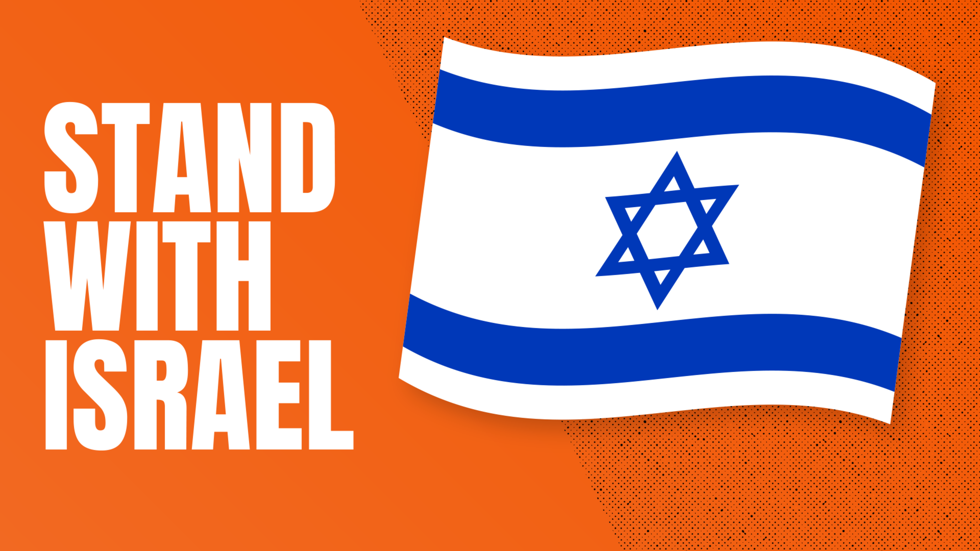 StandWithIsrael Petition WEB GRID