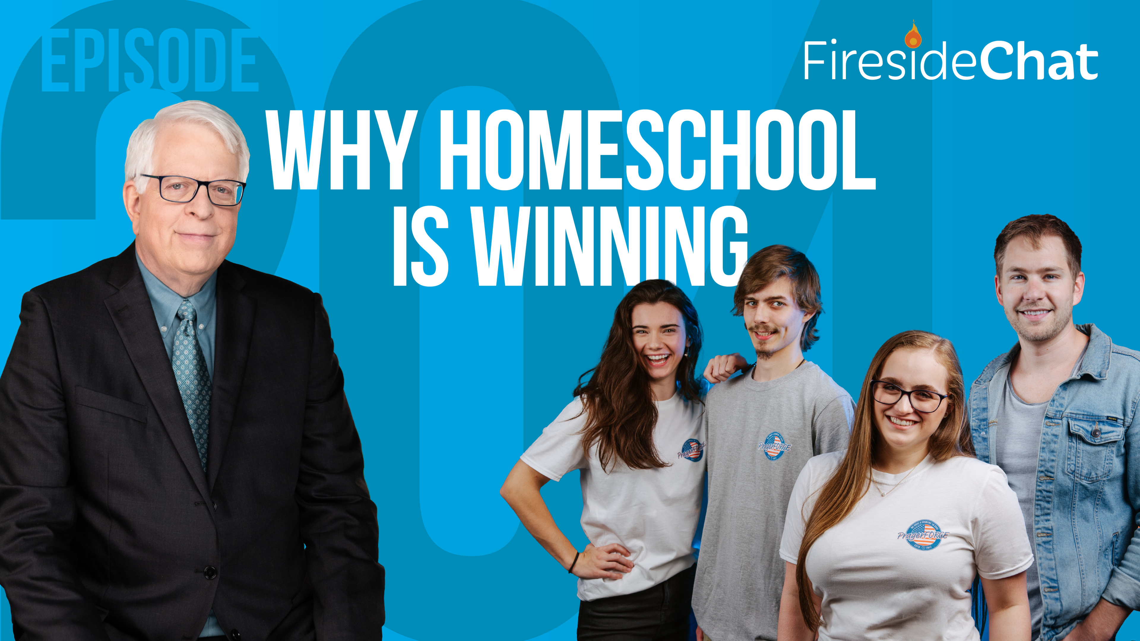Ep. 204 — Why Homeschool Is Winning