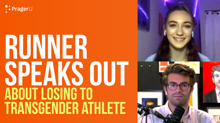 Runner Speaks Out About Losing to Transgender Athlete