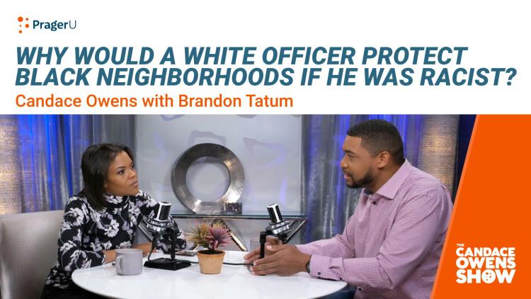 Why Would a White Officer Protect Black Neighborhoods If He Was Racist?