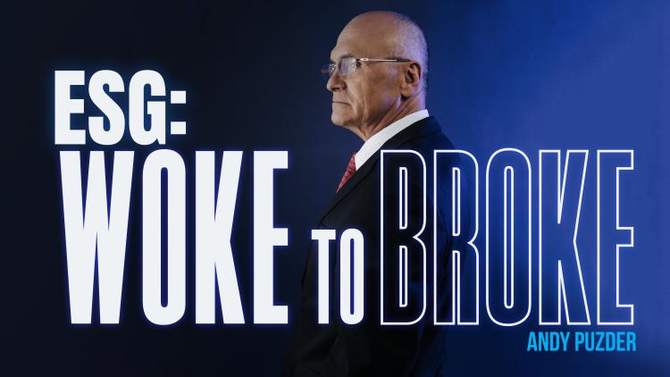 ESG: Woke to Broke