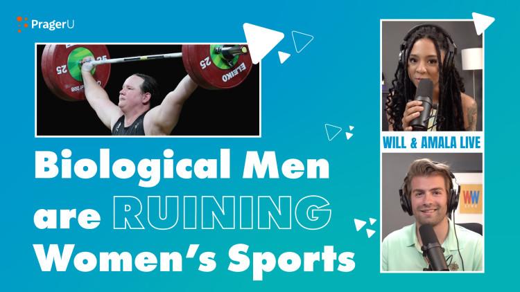 Biological Men Are Ruining Women's Sports