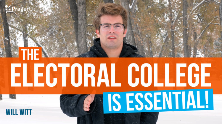 The Electoral College Is Essential!