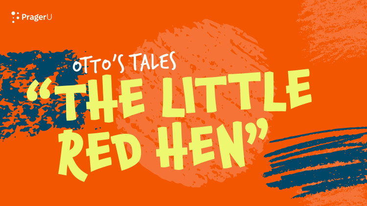 Storytime: Otto's Tales — The Little Red Hen