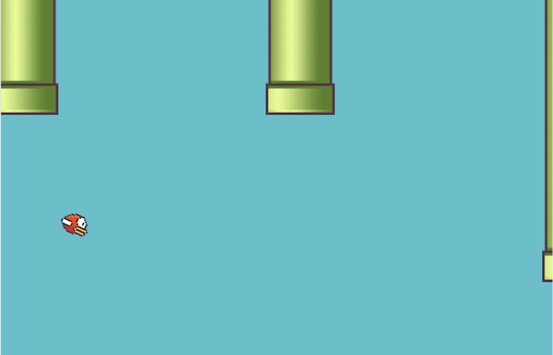 FlappyPhoenix Screenshot