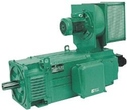 Tasavirtamoottorit Leroy-Somer