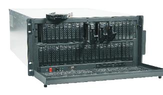 5U ruggeroidut tallennuspalvelimet Trenton Systems