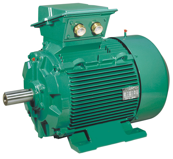 IEC induction motors Leroy-Somer