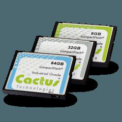 Teollisuusmuistit Cactus Technologies
