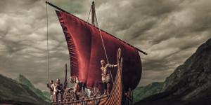 Abenteuer auf hoher See: Unsere Top 10 Wikinger-Romane