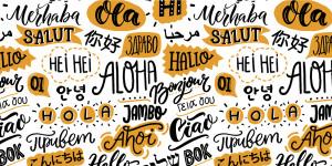 Apprendre une langue avec le livre audio, c'est facile !
