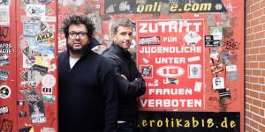 Micky Beisenherz & Oliver Polak im Interview