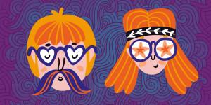 Die 60er Jahre: Hippies, Revolte und freie Liebe
