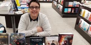 """Entretien avec Myriam Caillonneau : """"Il y a un plaisir immense à construire une histoire qui se poursuit sur plusieurs tomes"""""""