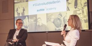 10 Jahre Audible in Berlin