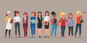 10 portraits de femmes en livre audio