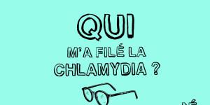 """""""Qui m'a filé la chlamydia ?"""", un podcast qui aborde les IST avec un ton décalé"""