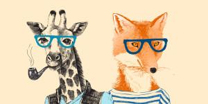 Wilde Faszination: Die neue Tierliebe